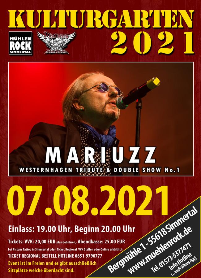 Maruizz - Westernhagen Tribute