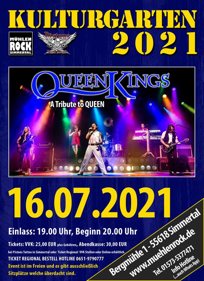 Queen Kings