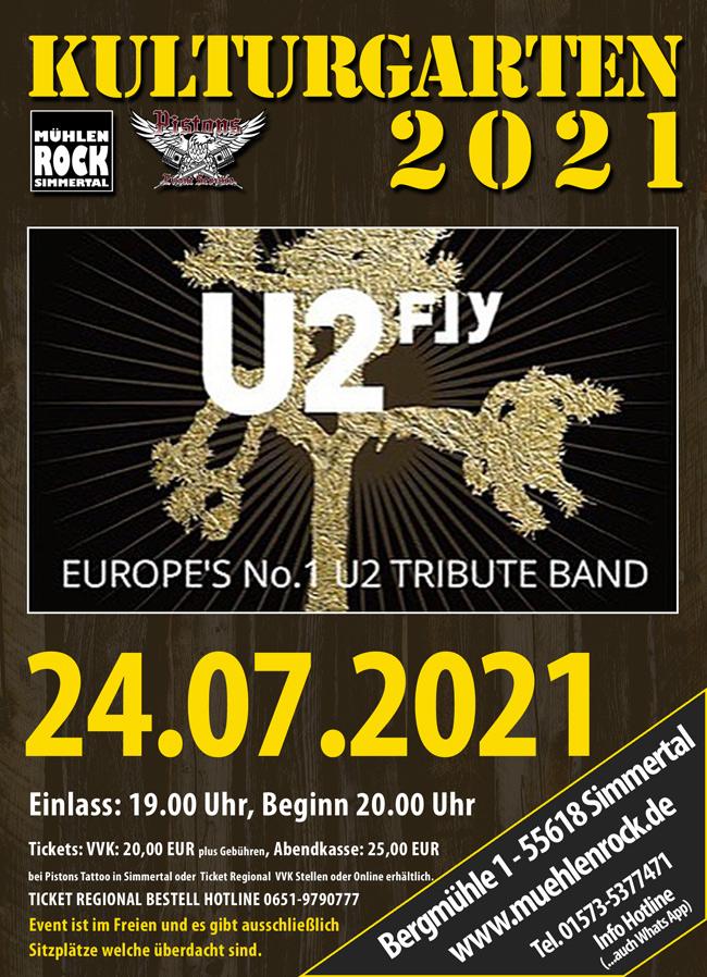 U2 Fly